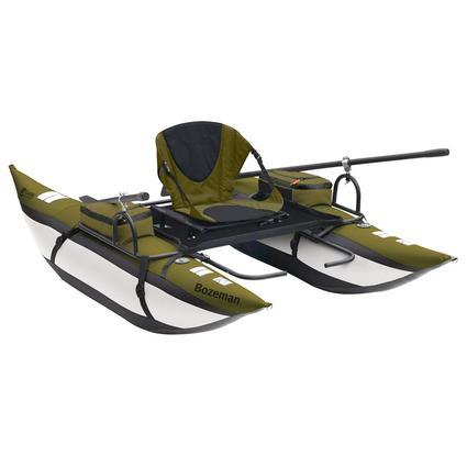 Bozeman Pontoon Boat