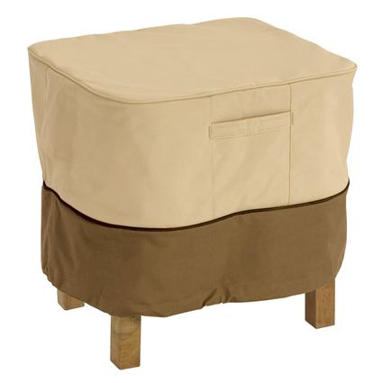 Veranda Patio Square Ottoman/ Table Cover