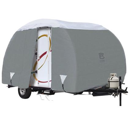 Polypro 3 Teardrop Trailer Cover- Model 1