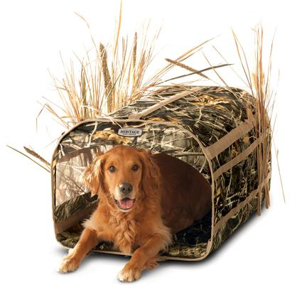 Retriever Blind and Duck Decoy Bag
