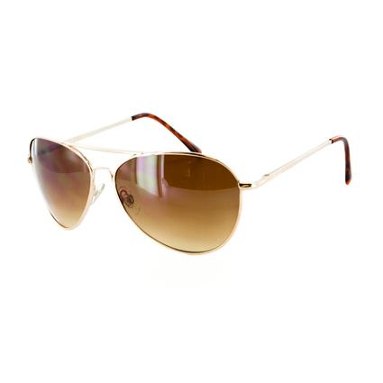 Perry Sunglasses- Gold