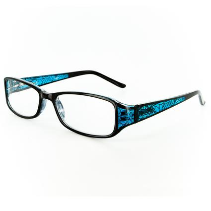 Sands Readers- Black/Blue +3