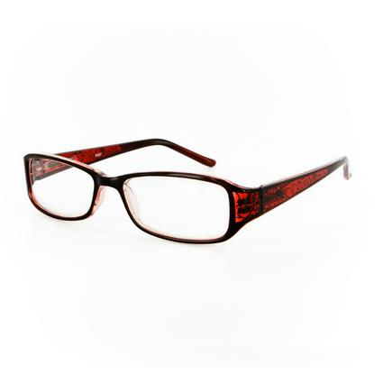 Sands Readers- Black/Red +2.25