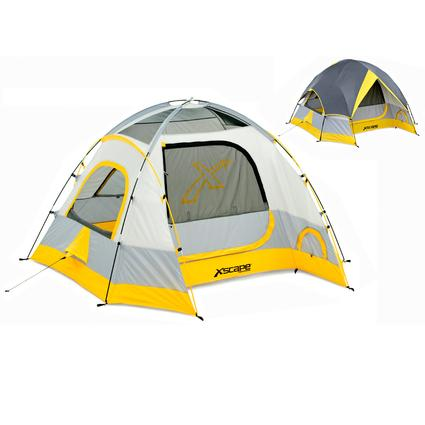 Vertex 4 - 4 Person Dome Tent