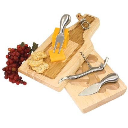 Silhouette Cheese Tray