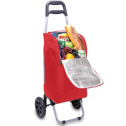 Cart Cooler- Red