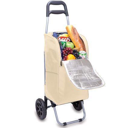 Cart Cooler- Tan