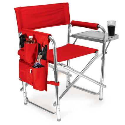 Sports Chair- Red