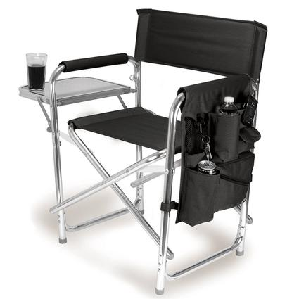 Sports Chair- Black