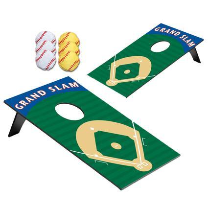 Bean Bag Throw - Baseball Design