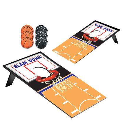 Bean Bag Throw - Basketball Design