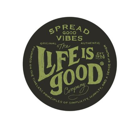 Spread Good Vibes Sticker