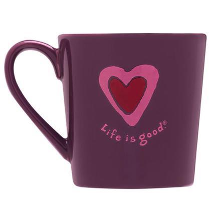 Elemental Heart Mug