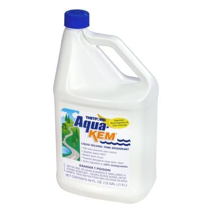 Aqua-Kem Deodorant - 1/2 Gallon
