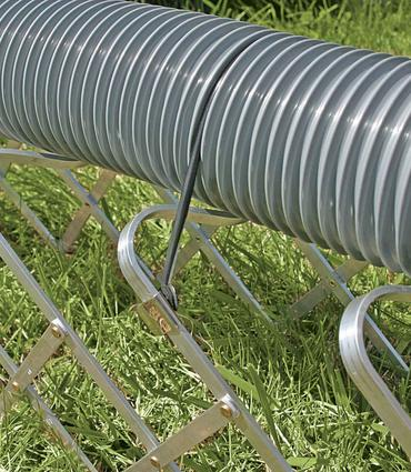 Aluminum Folding Sewer Hose Support