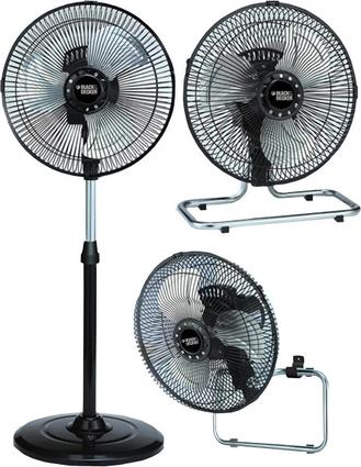 "16"" 3-in1 High Velocity Fan"