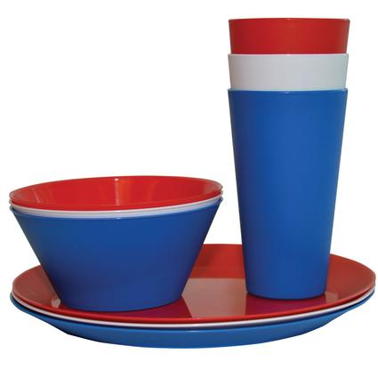 Patriotic Dinnerware - 24 oz. Bowl
