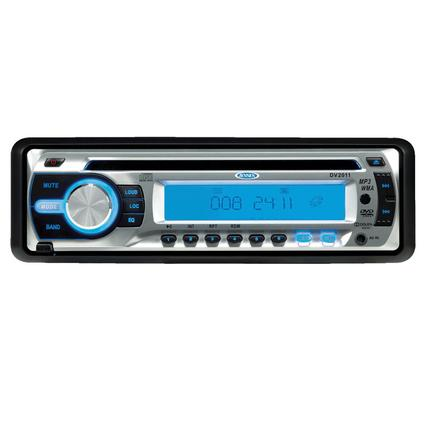 Jensen AM/FM/CD/DVD Stereo Player with Remote