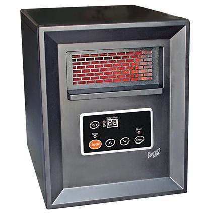 Digital Quartz Infrared Heater
