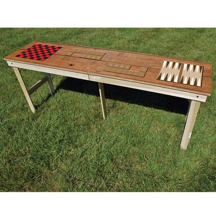 Tailgate Table - Games