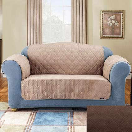 Soft Suede Pet Sofa Throw - 70