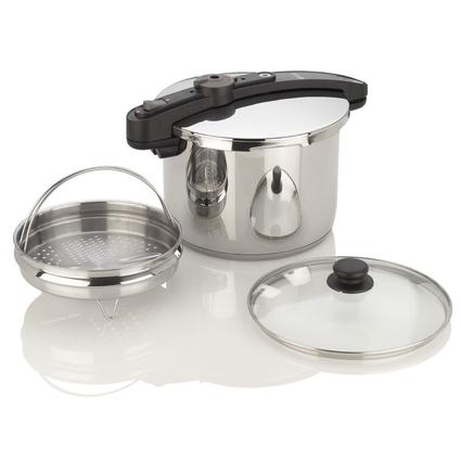 6 Quart Chef Pressure Cooker