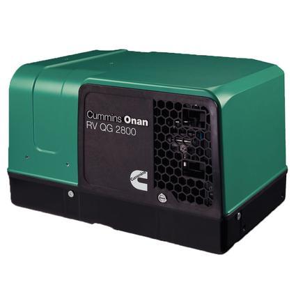 Onan RV QG 2800 Series Generator