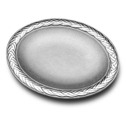 Gourmet Grillware Small Oval Tray