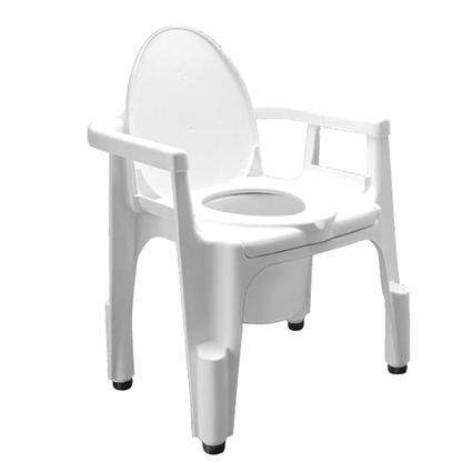 Deluxe Composite Commode