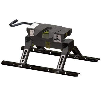 Husky 26,000 lb. 5th Wheel Hitch for Long Bed Trucks