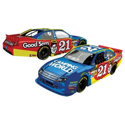 Good Sam 1:24 Scale Die Cast #21 Collectible