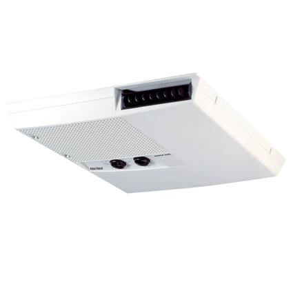 Air Distribution Box for use with Wall Thermostat, White