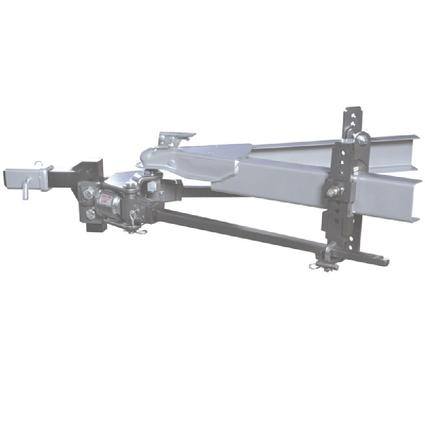 Husky Center Line Hitch - 1200 lb Max