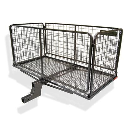 Cargo Carrier Basket with 3 inch Raised Shank