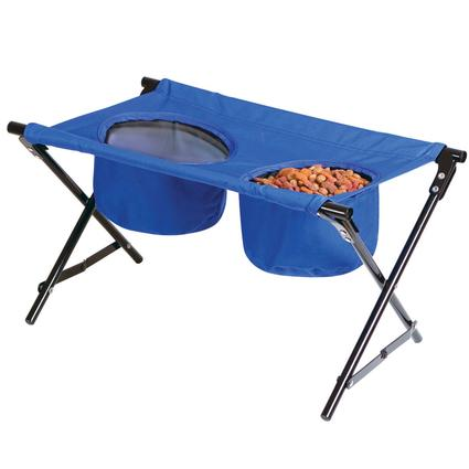 Fold Away Pet Travel Diner