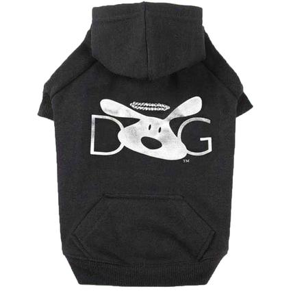 Dog is Good Halo Hoodie