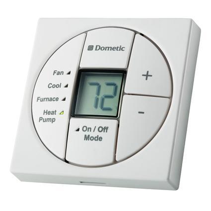 LCD Control Kit - White