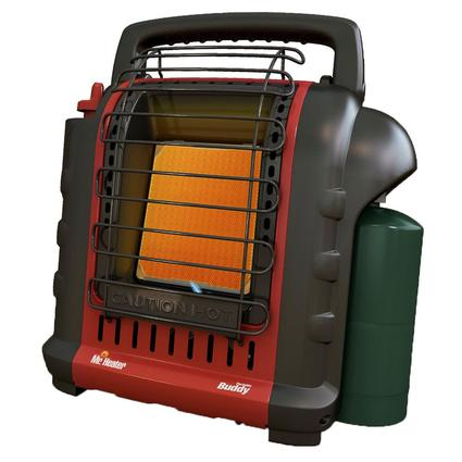 Mr Heater Portable Buddy Heater - Massachusetts and Canada Use