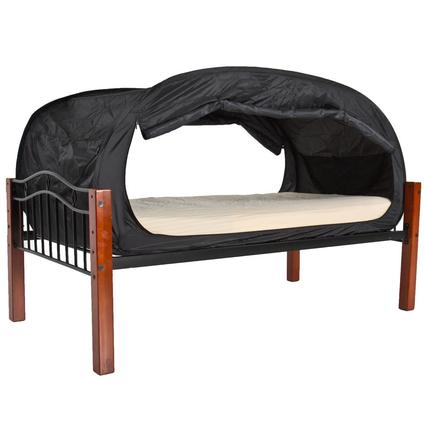 Privacy Pop Bed Tent - Twin Bunk