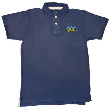 CW Polo Shirt, Navy - X Large