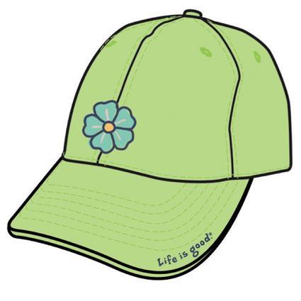 Ladies Flower Chill Cap