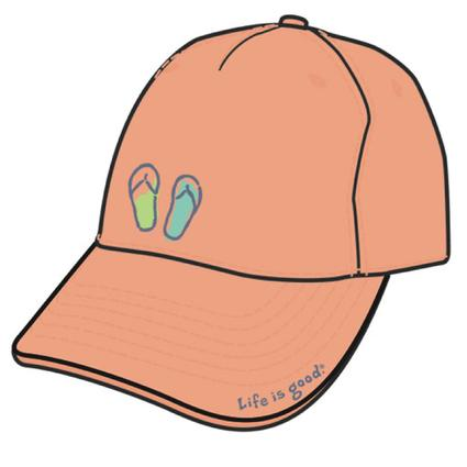 Flip Flop High 5 Twill Chill Cap