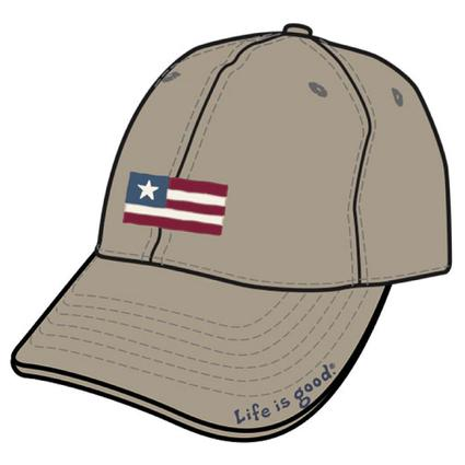 Men's Flag Tattered Chill Cap