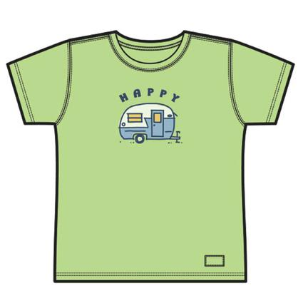 Women's Happy Camper T-Shirts