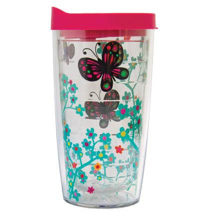 Tervis 16 oz. Tumbler - Butterfly