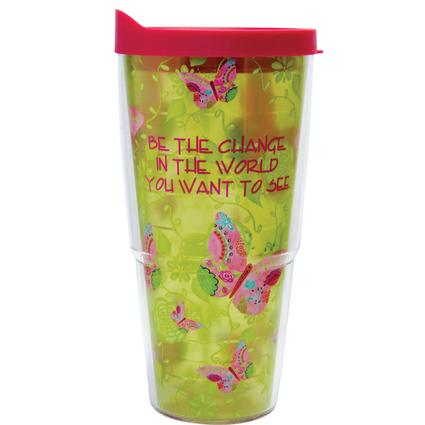 Tervis 24 oz. Be the Change Tumbler