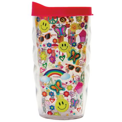 Tervis 10 oz. Kids Wavy Tumbler - Stickers