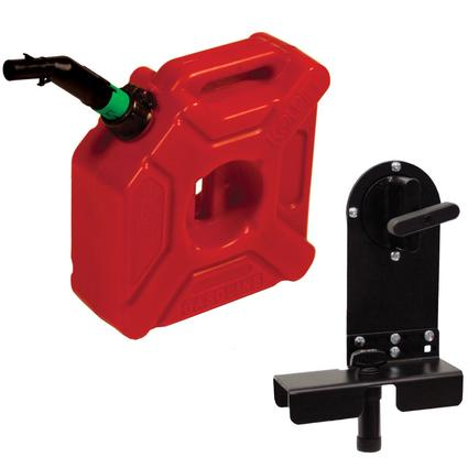 KXP Fuel Pack Jr with Bracket - UTV