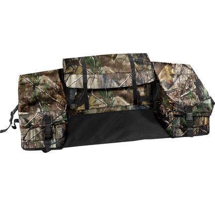 Rear Seat Bag - Camo