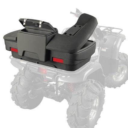 ATV Rear Lounger with Cooler